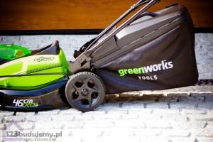koszt greenworks gd40