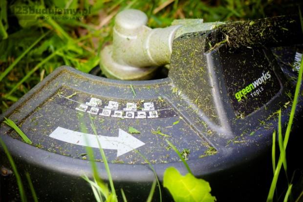 podkaszarka greenworks