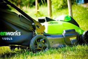 greenworks kosiarka na baterie opinie