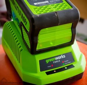 bateria ładowarka greenworks 40v