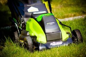 greenworks jak długo na baterii