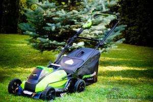 kosiarka greenworks opinie cena