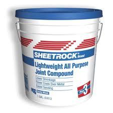 sheetrock niebieska