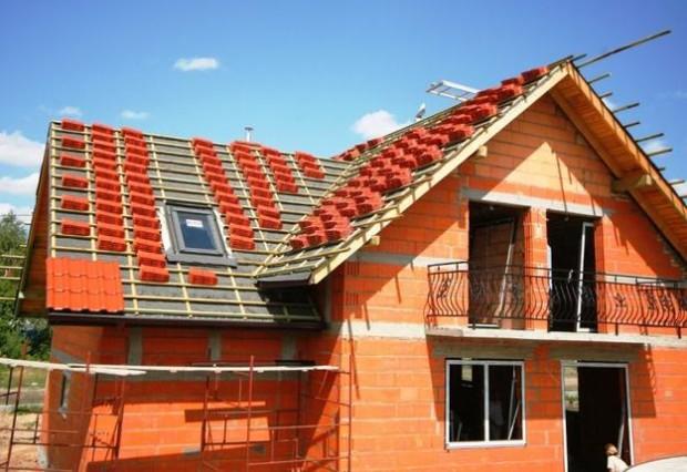 dach, konstrukcja dachu , materiały na dach