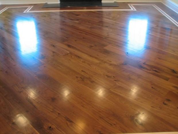 panele podłogowe orzech