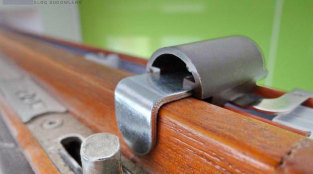 żaluzje okna drewniane