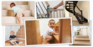 bezpieczne schody dla dzieci