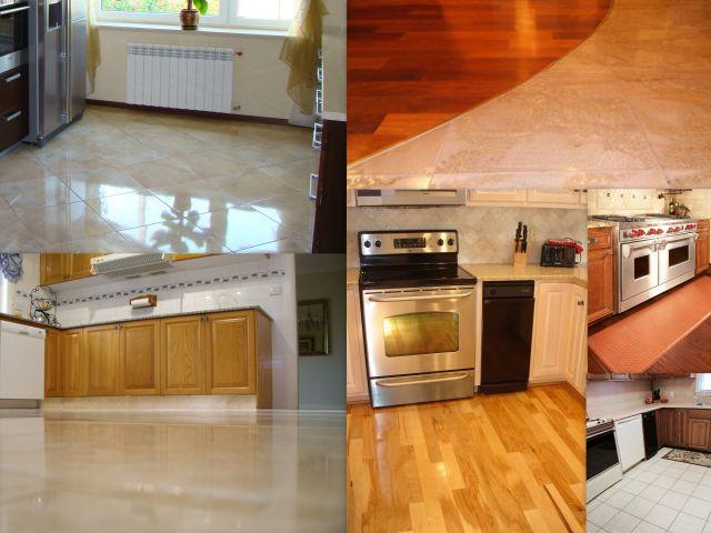 Podłoga W Kuchni Płytki Czy Panele 123budujemy
