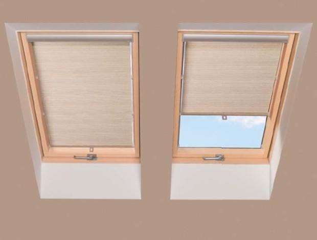 okna dachowe fakro roleta  Roleta Fakro ARS-010 07