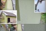 _tynkowanie natryskowe garazu
