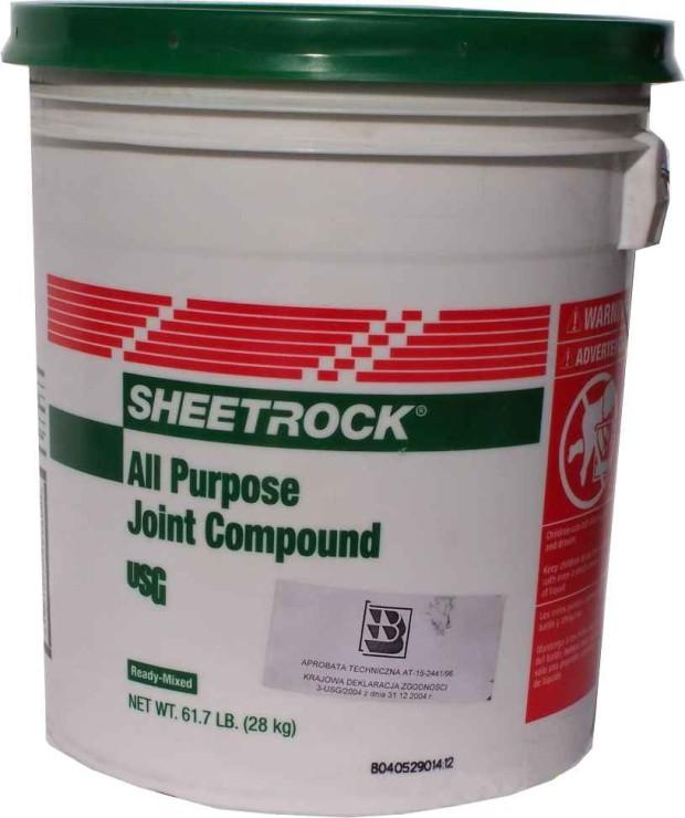 masa szpachlowa sheetrock
