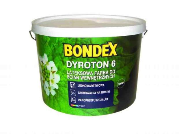 BONDEX DYROTON 6 kolory opinie cena