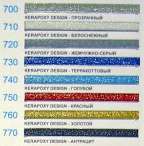 kolory kerapoxy mapei