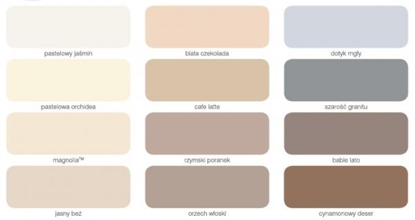 paleta bezy dulux kolory swiata