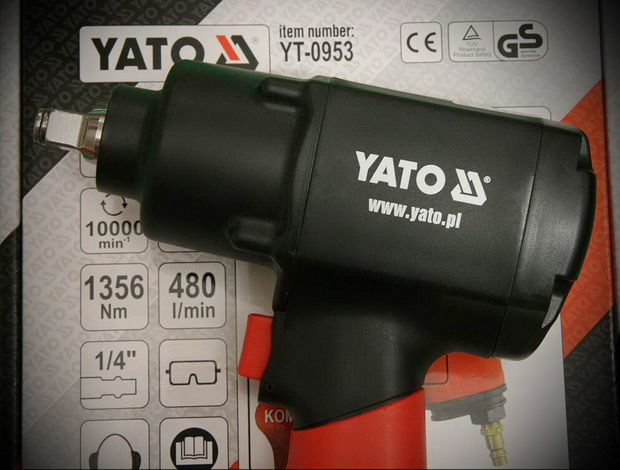 YT-0953 klucz pnaumatyczny yato