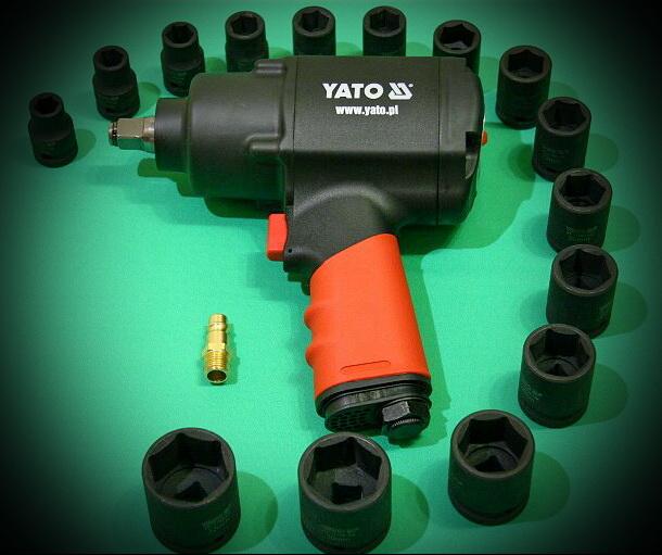 yt-0953 klucz pnaumatyczny udarowy yato