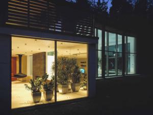 nowoczesne okna bez zaslon