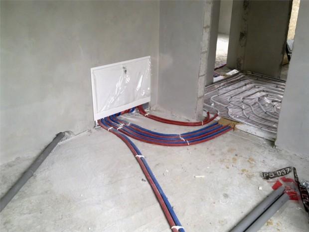 ogrzewanie podłogowe instalacja