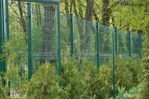 panele zgrzewane ogrodzenie