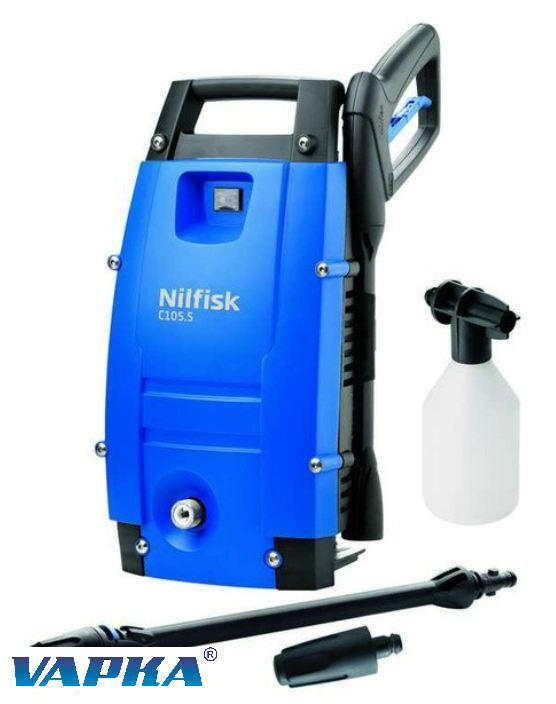 Nilfisk C 100.5-5 opinie cena myjka ciśnieniowa