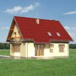 Projekt domu Sonia Midi Lux (E-852)