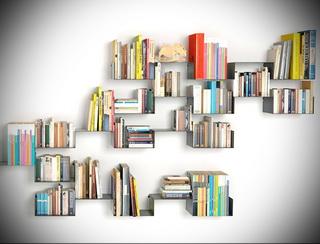 jakie półki na ksiązki