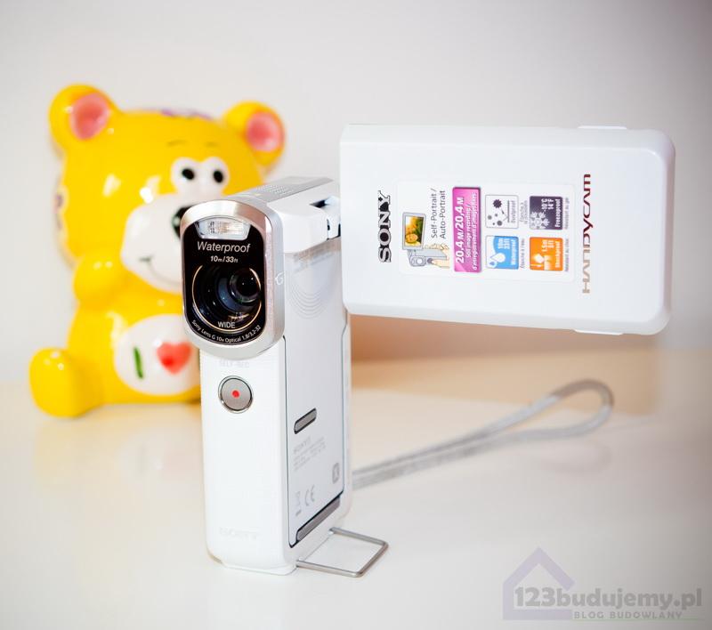 Wodoodporna Kamera Hd Sony Hdr Gw66 123budujemy