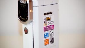 hdr-gw66 sportowa kamera z wyświetlaczem