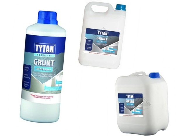 tytan grunt euro-line opinie