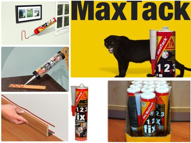 sika maxtrack opinie