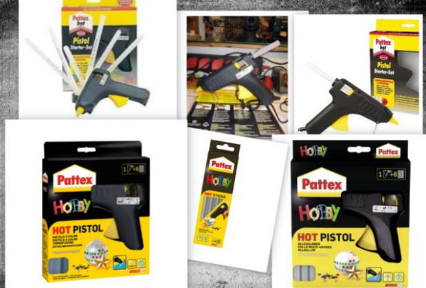 Pattex Hobby Hot Pistol opinie