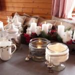 dodatki ozdoby świątecznego stoły wigilijnego