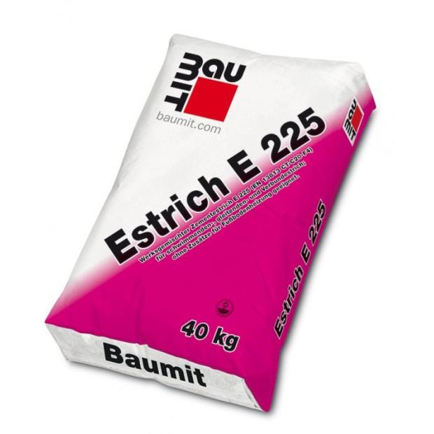 posadzka Estrich E225 Baumit opinie