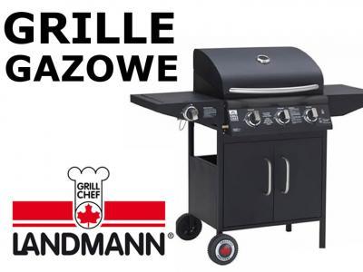 Landmann Holzkohlegrill Opinie : Landmann triton u test grilla gazowego agdmaniak