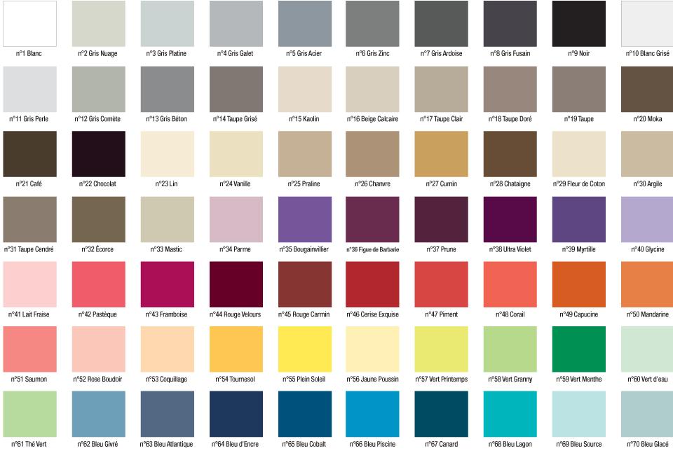 Farba wielozadaniowa colorissim v33 for Peinture v nuancier