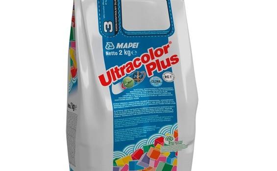 Fuga elastyczna Mapei UltraColor Plus 149 piasek wulkaniczny 2 kg
