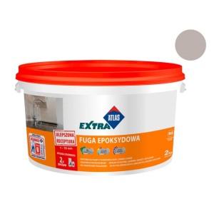 Fuga epoksydowa ATLAS Extra 035 szara 2 kg