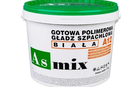 Gotowa gładź szpachlowa polimerowa Megaron AS