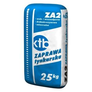 Zaprawa tynkarska ktb ZA2 25 kg