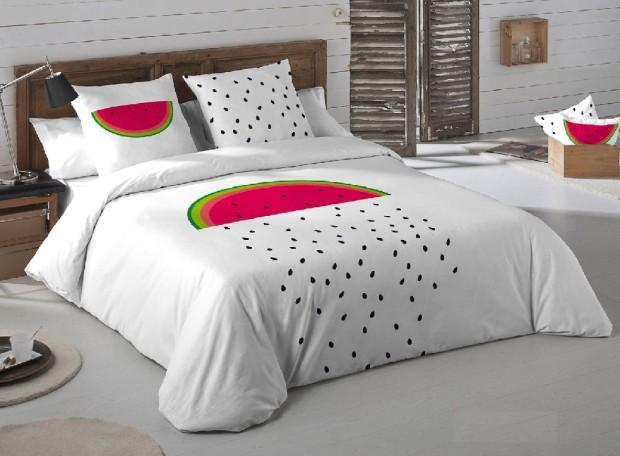 nowoczesna pościel, aranżacja łóżka