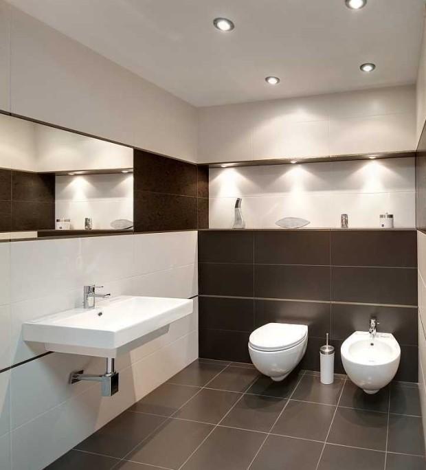 podwieszane sufity w łazience