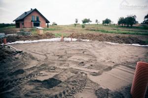 płyta fundamentowa wymiana gruntu