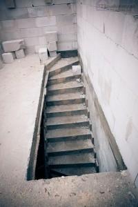 betonowe schody zabiegowe. Jakie zrobić schody