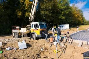 fundamenty domu kierownik budowy