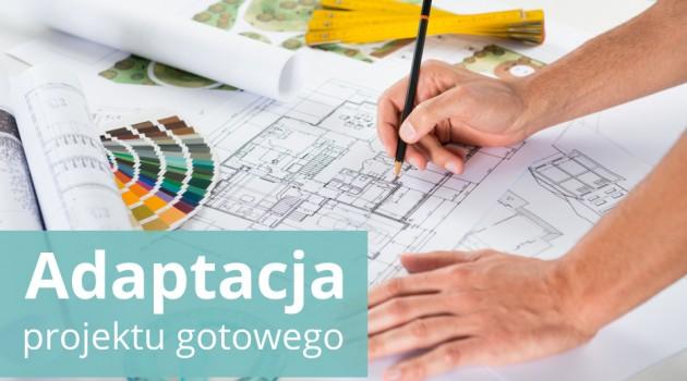 adaptacja projektu domu