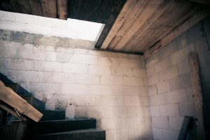 schody betonowe dom pasywny