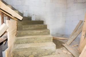 szalowanie schodów