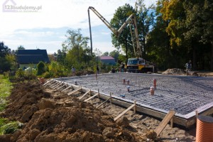 beton na płytę fundamentową
