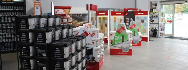 salon sprzedaży farb tagówek