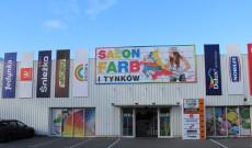 salon farb i tynków